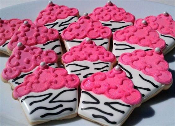 עוגיות מעוצבות לבר ובת מצווה